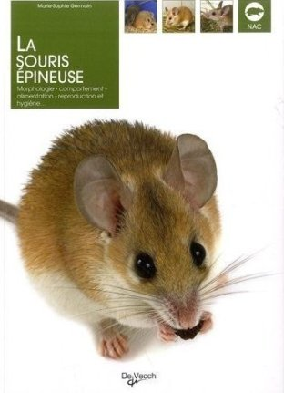 livre souris épineuse marie-sophie germain