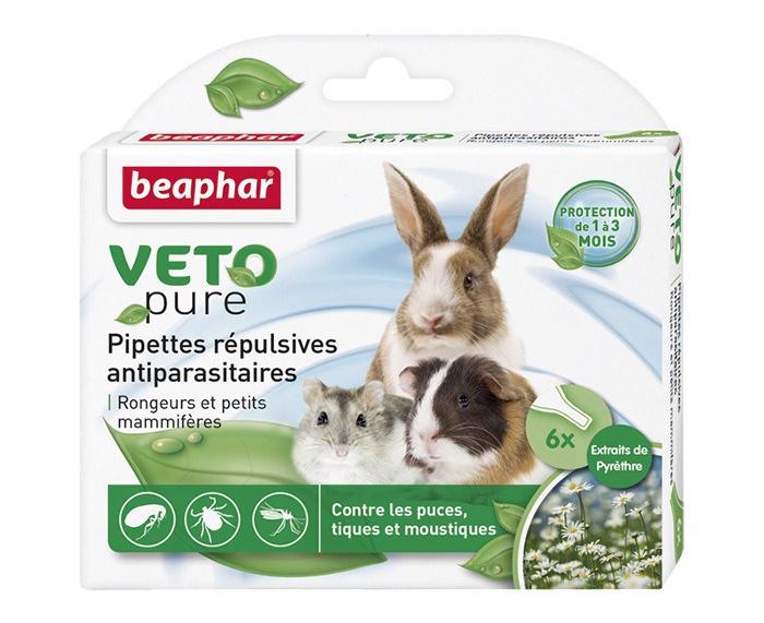 pipettes-repulsives-antiparasitaires-vetopure-rongeurs-et-petits-mammiferes-beaphar